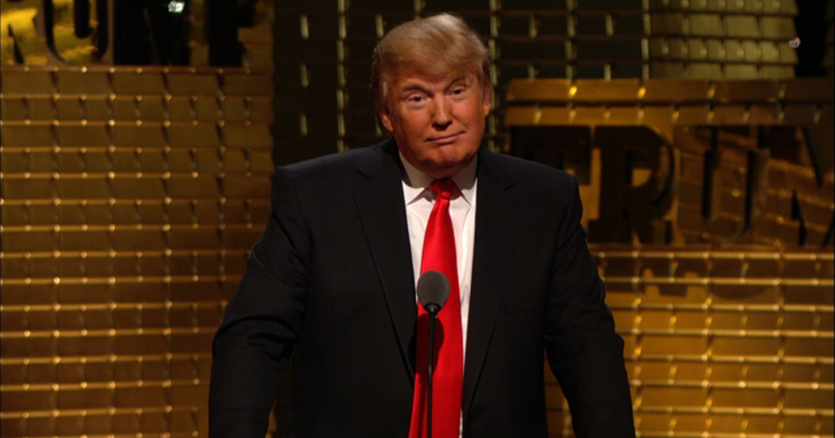Donald Trump - Snoop Dogg's Success-Roast of Donald Trump ...