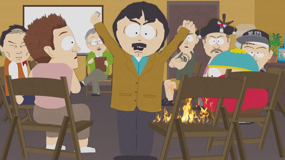 Burn It Down!!!