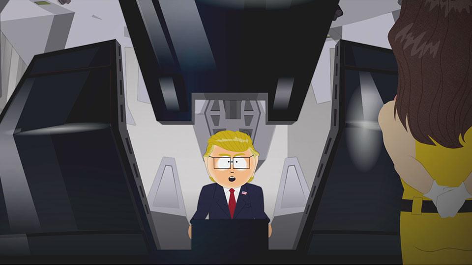 Do I Look Presidential?