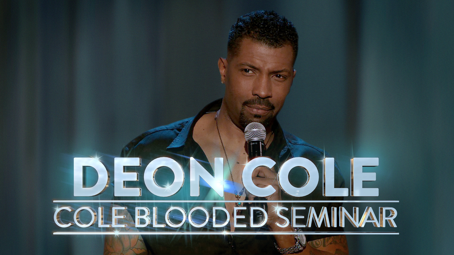Deon Cole - Cole Blooded Seminar
