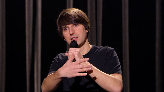 Demetri Martin - Kissing a Girl