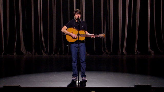 Demetri Martin - Not Racist