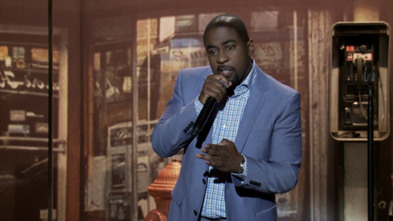 Kevin Hart Presents - Keith Robinson: Back of the Bus Funny