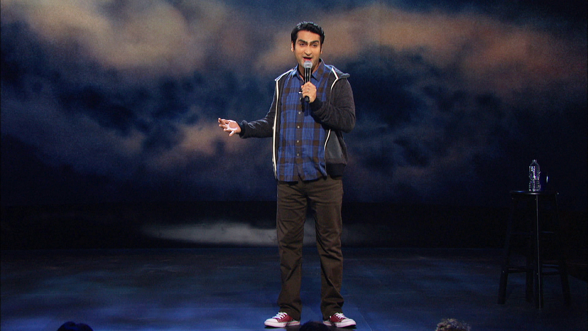 Uncensored - Kumail Nanjiani - Brooklyn Is Unpredictably Scary