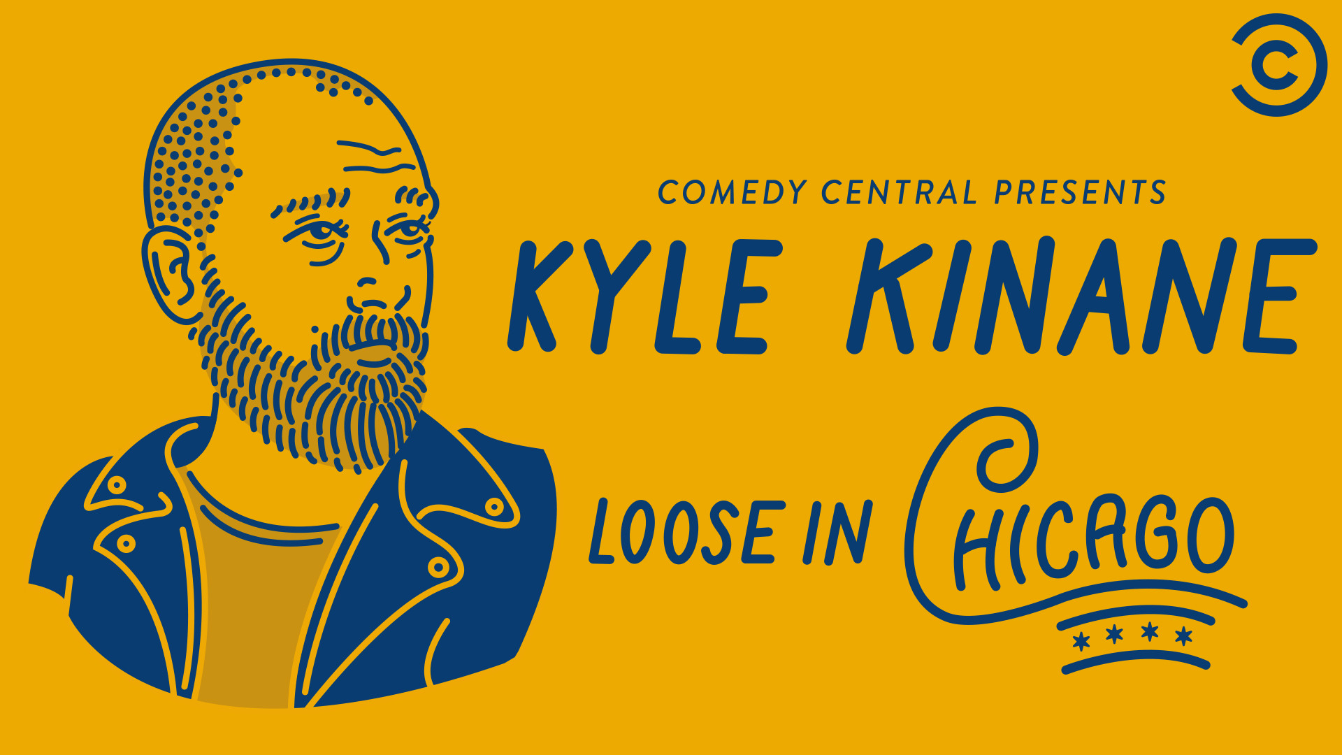 Kyle Kinane: Loose in Chicago