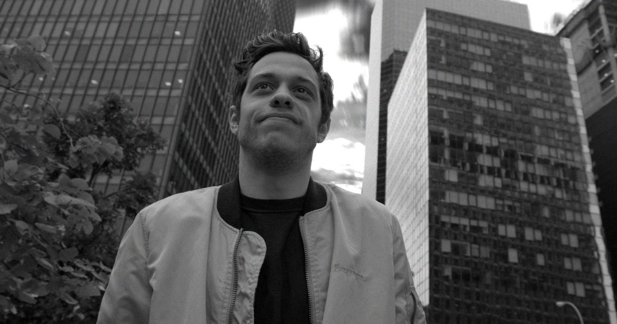 New york city kid pete davidson smd video clip comedy central