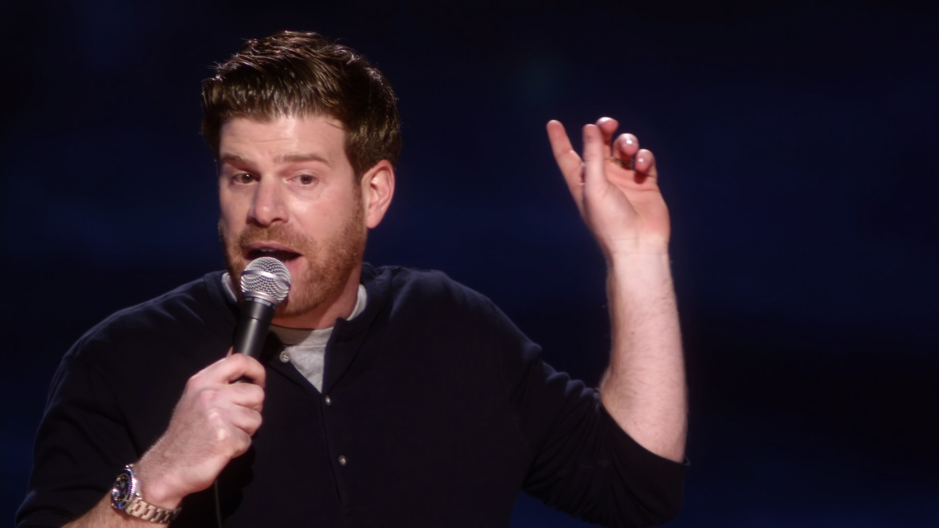 Uncensored - Steve Rannazzisi - Unnecessary Turbulence