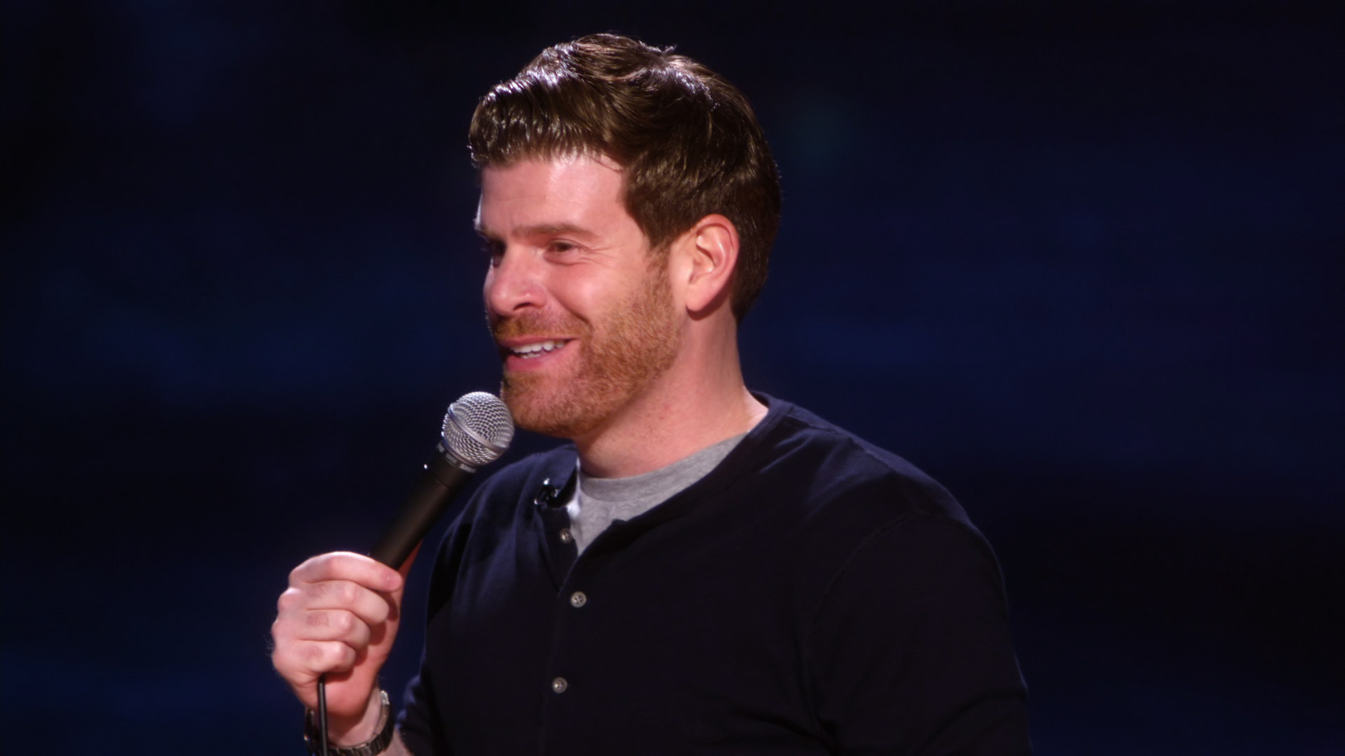 Uncensored - Steve Rannazzisi - Pot Cookie Before Takeoff Pt. 1