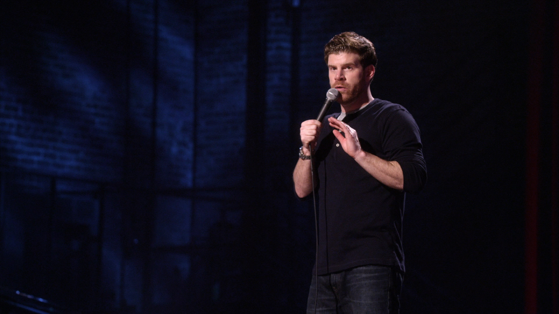 Uncensored - Steve Rannazzisi - First Big Argument with Dad