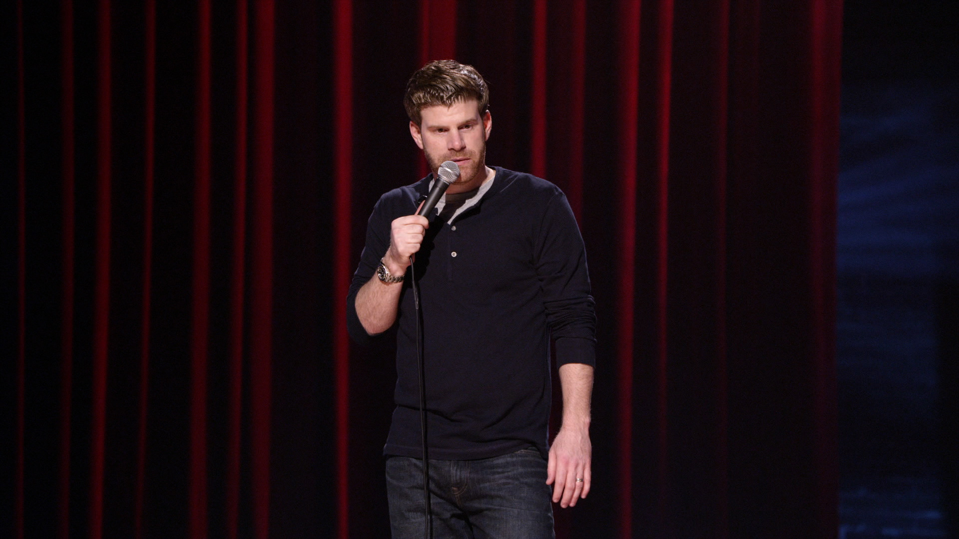 Uncensored - Steve Rannazzisi - Trying Not to Get Caught