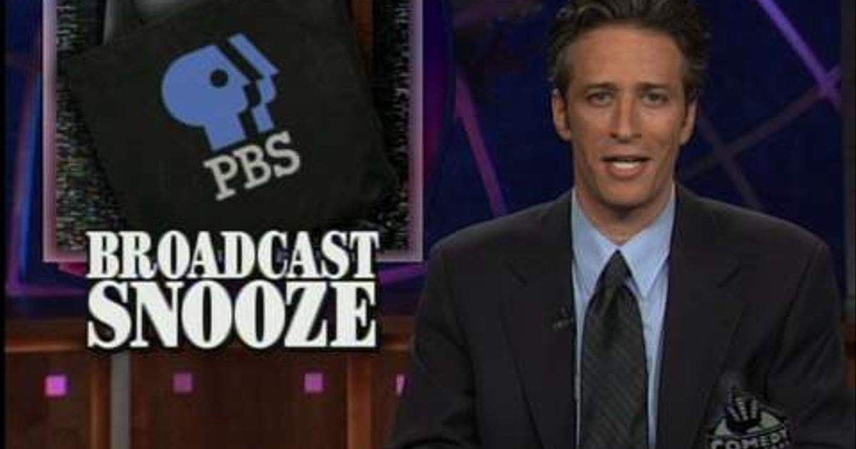 Headlines Broadcast Snooze The Daily Show With Jon