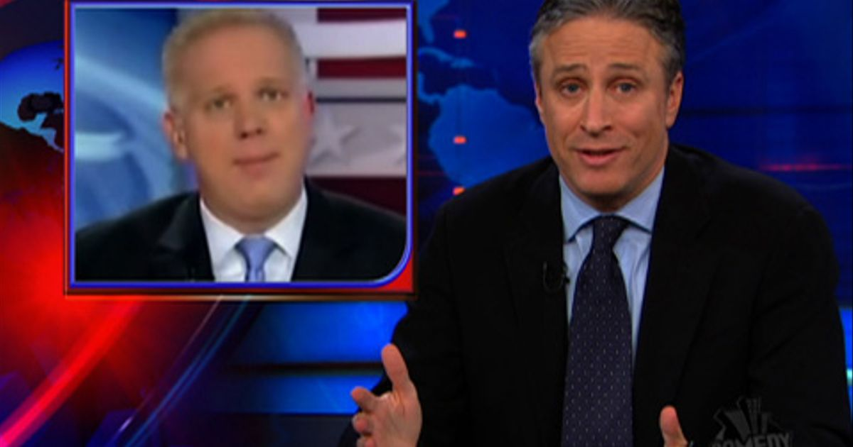 Beck Not So Mellow Gold The Daily Show With Jon Stewart