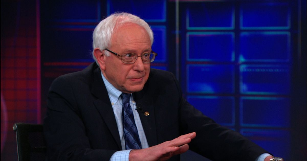 Exclusive Bernie Sanders Extended Interview Pt 2 The