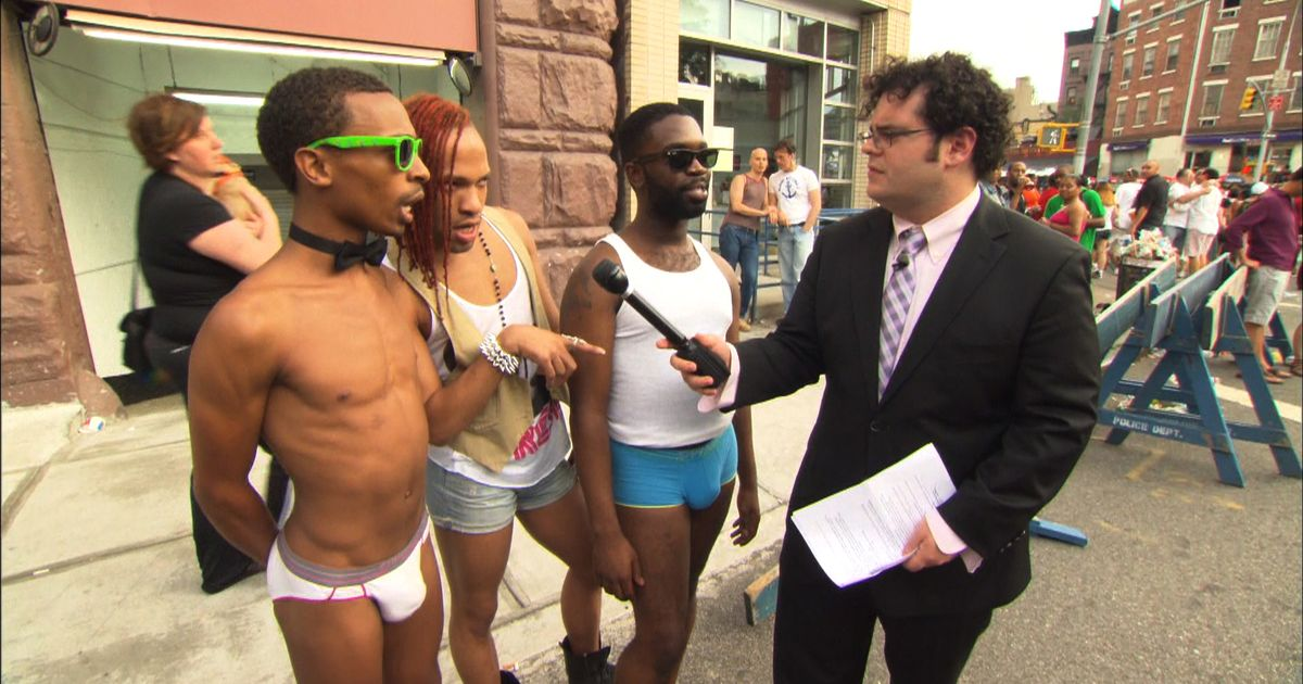 from Zachariah daily show gay marriage