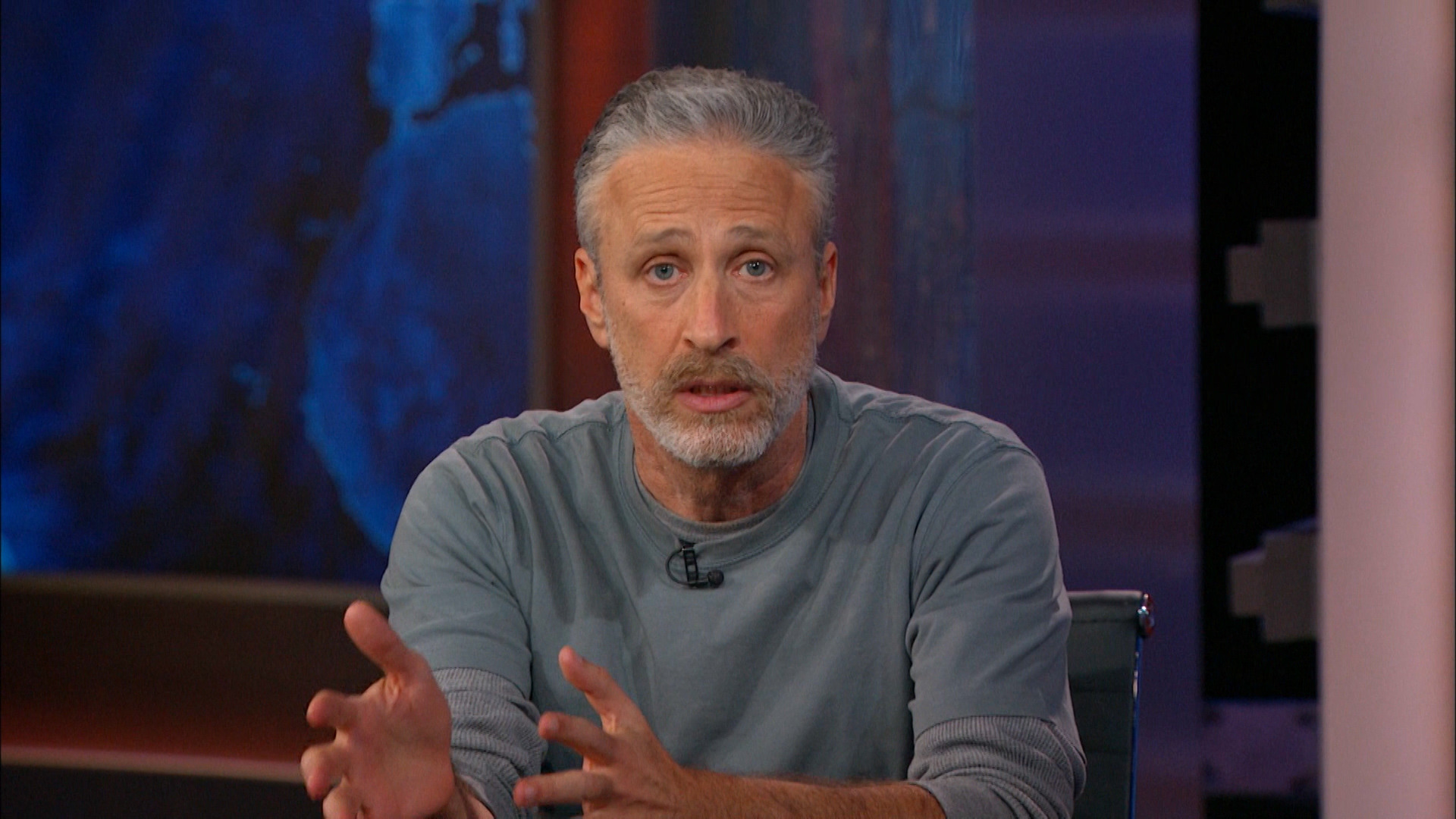 Jon Stewart Returns to Shame Congress