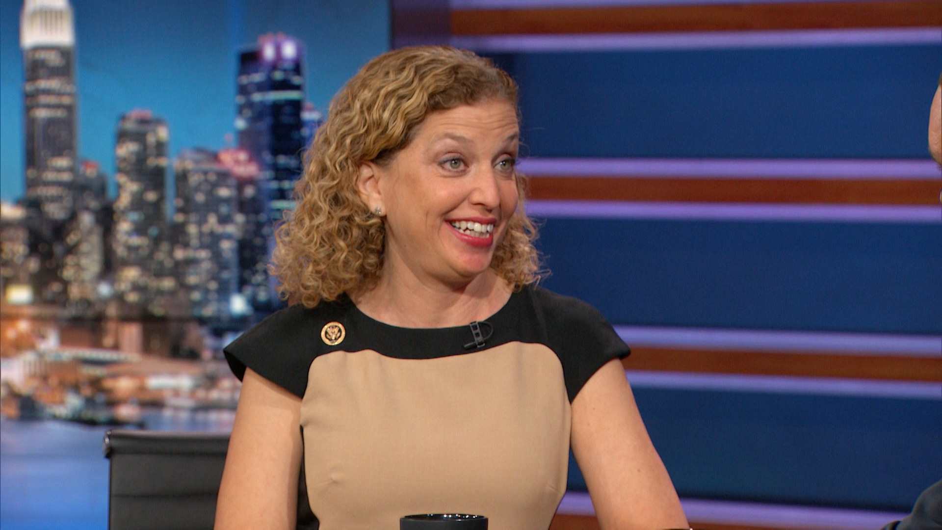 - DEBBIE WASSERMAN SCHULTZ EXTENDED INTERVIEW