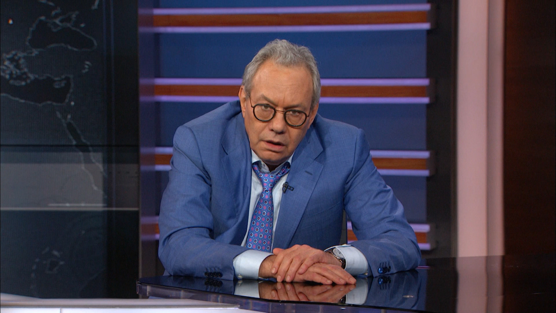 THE DAILY SHOW - BACK IN BLACK: LEWIS BLACK AUDITIONS FOR A MORNING TALK SHOW