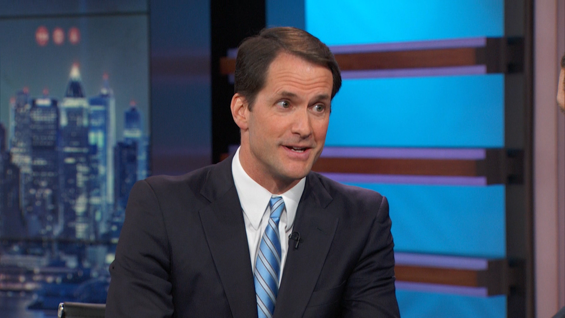 - Exclusive - Jim Himes Extended Interview