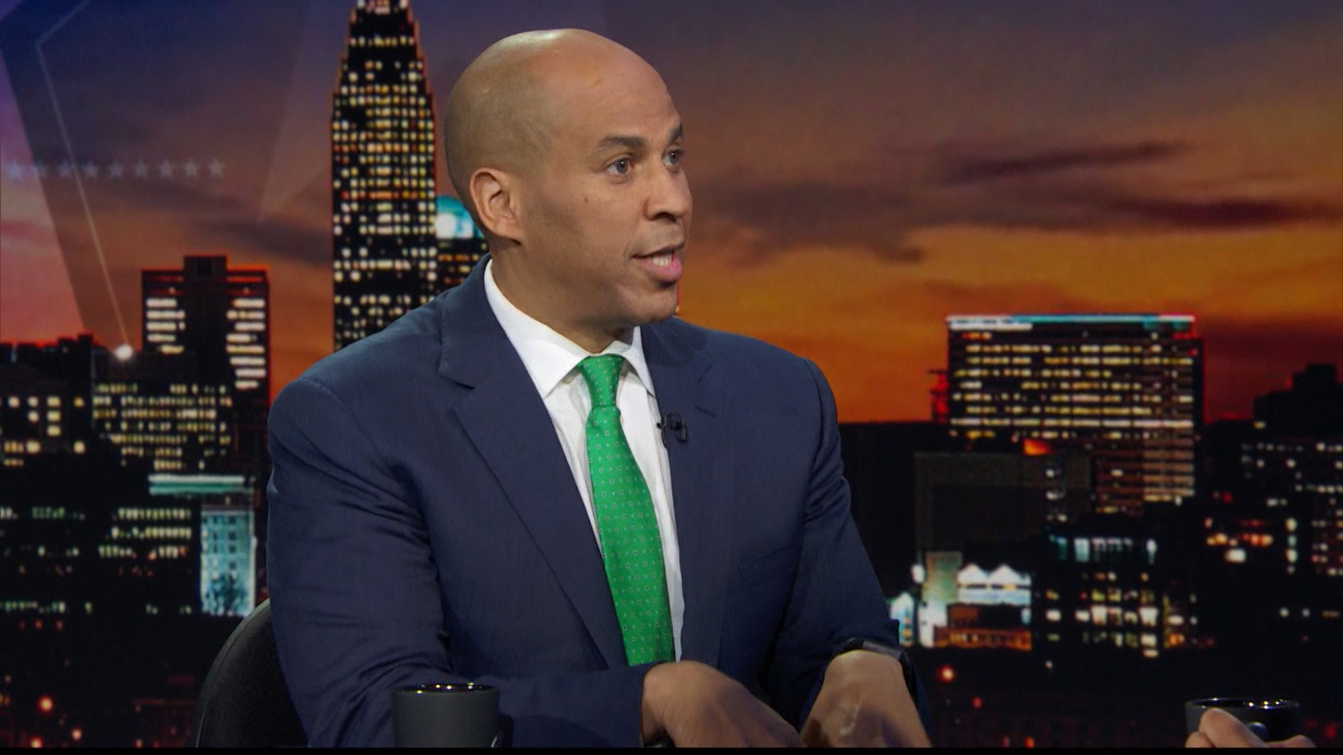 Cory Booker - Achieving Equal Justice Under the Law