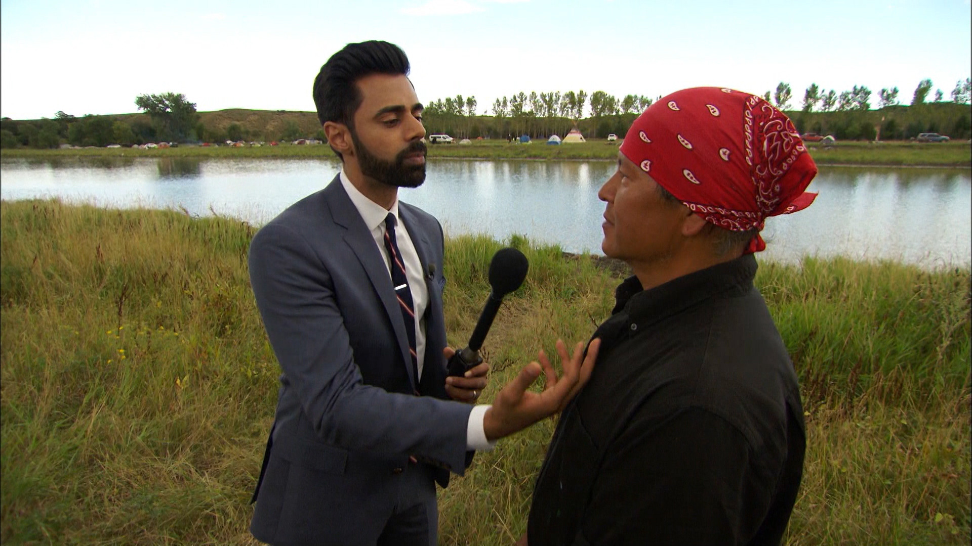 - Native Americans Fight the Dakota Access Pipeline
