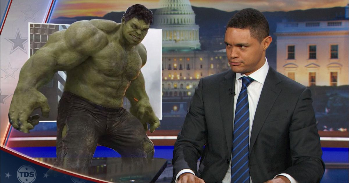 Donald Trump Removes The Gop Shackles The Daily Show With