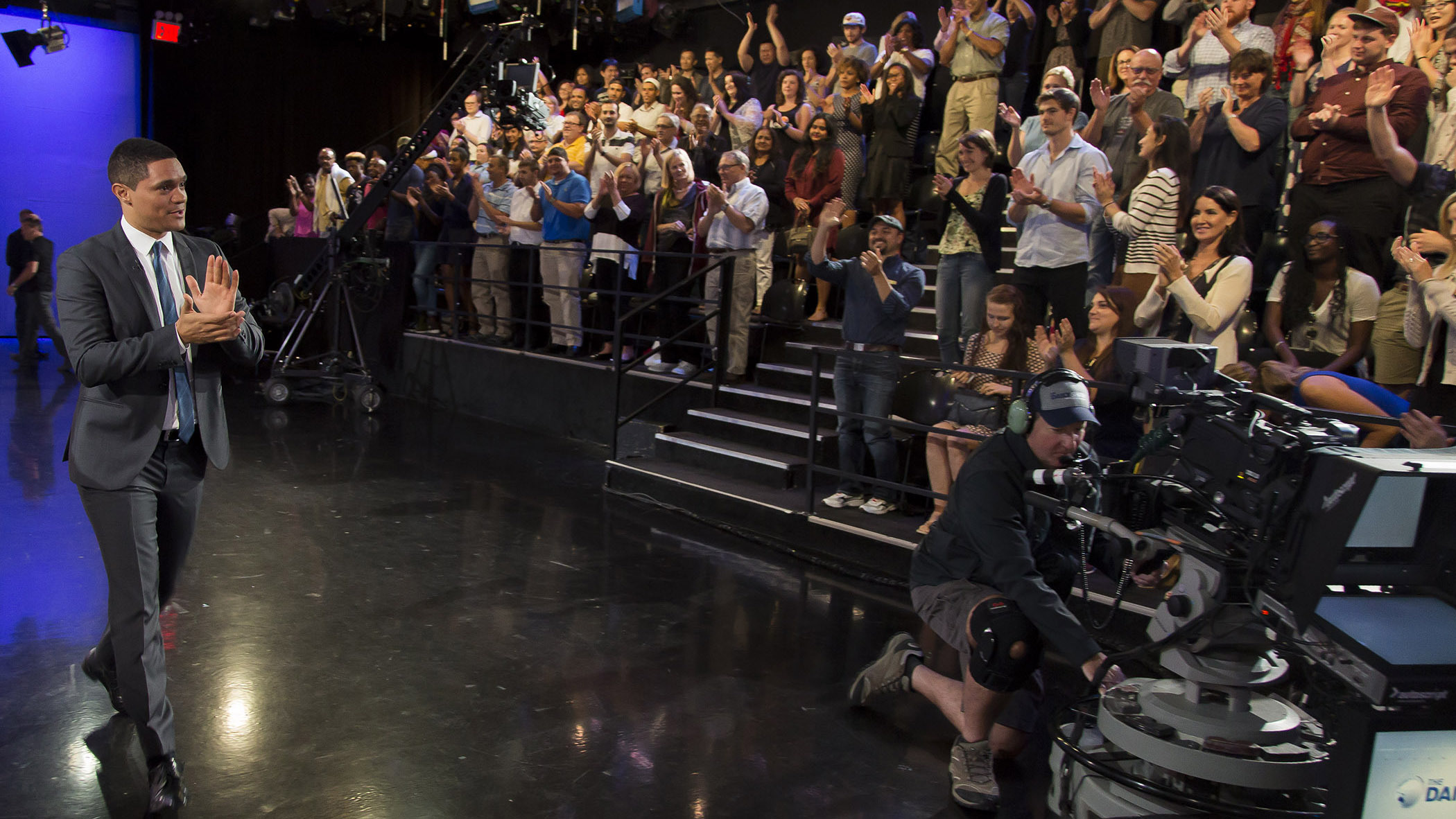 - GET FREE TICKETS TO A DAILY SHOW TAPING