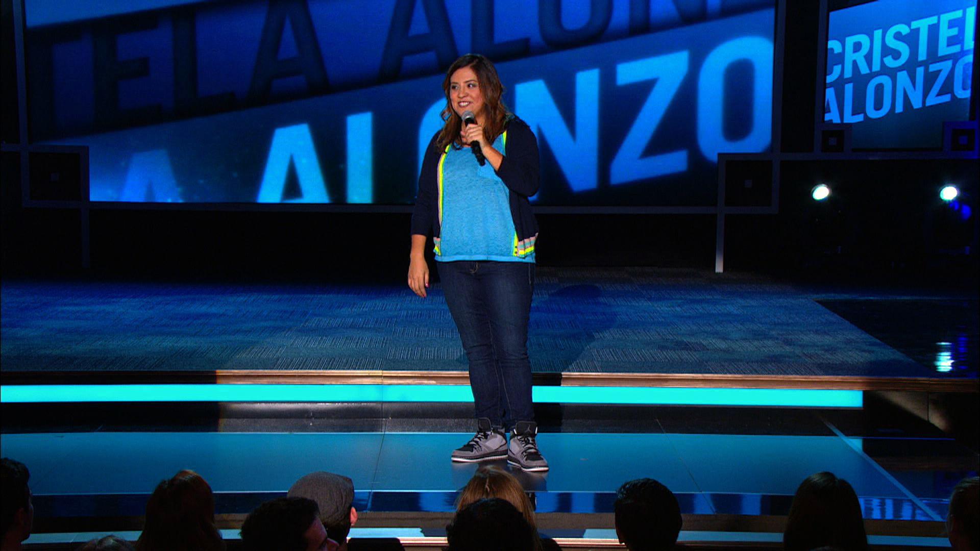 Cristela Alonzo - White Superheroes