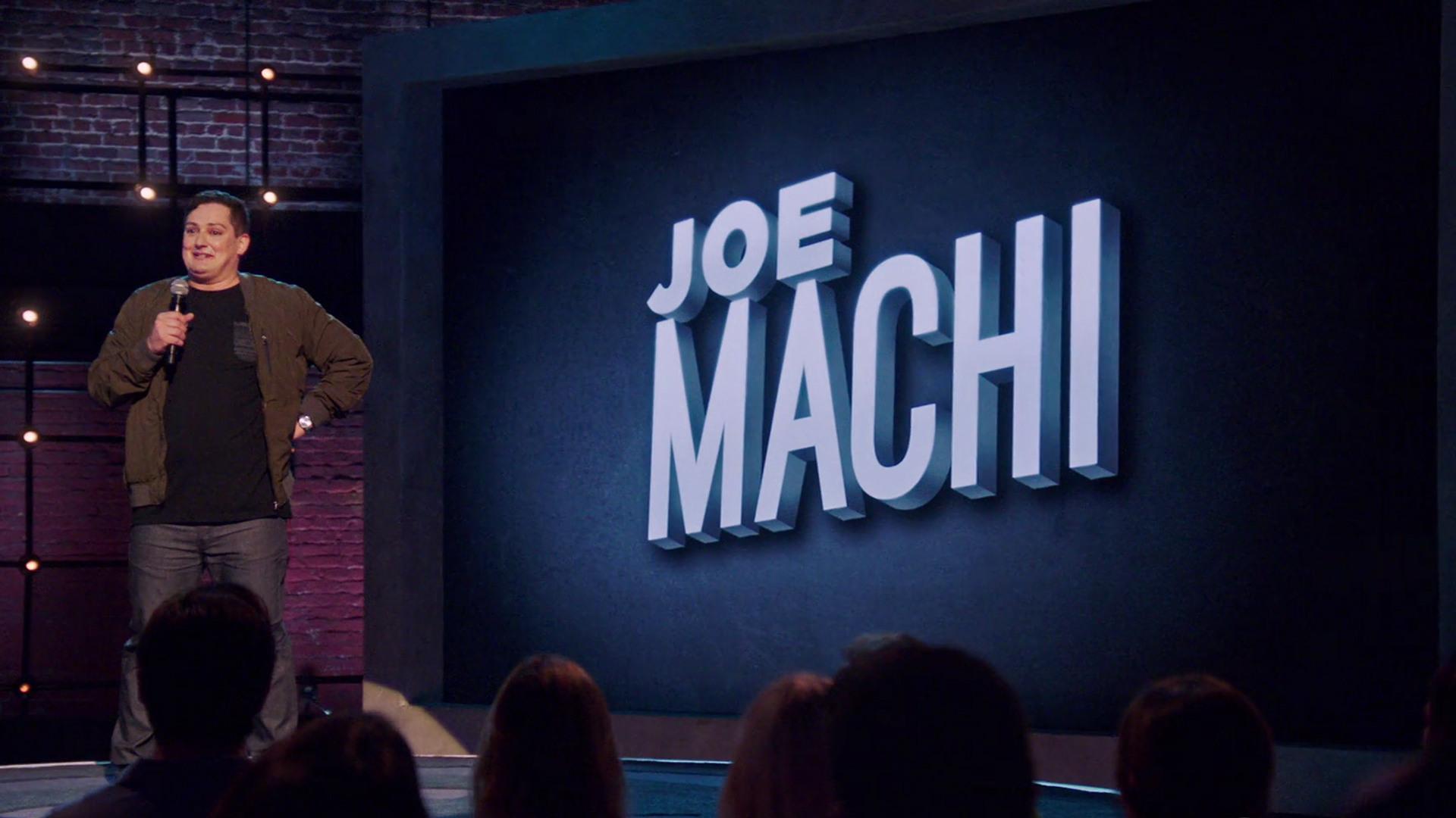Joe Machi
