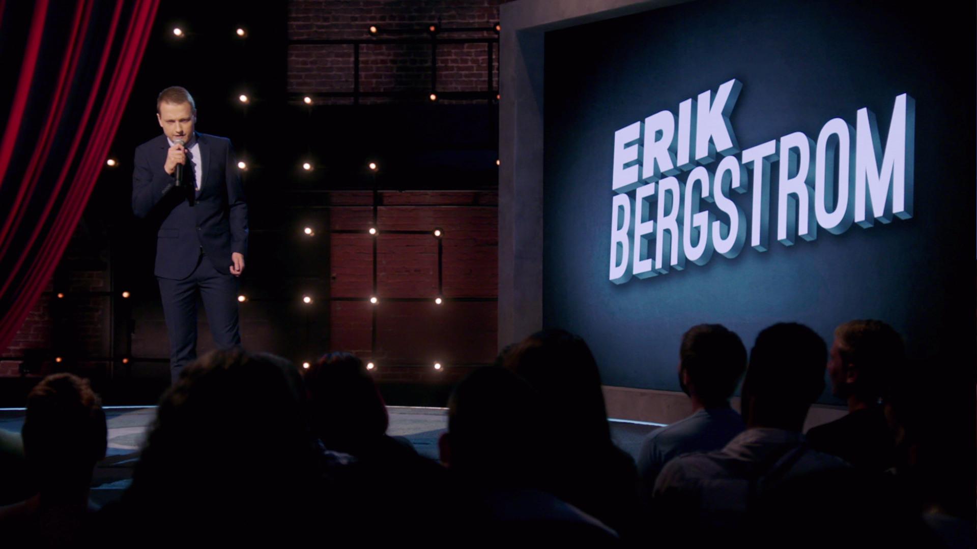 Erik Bergstrom