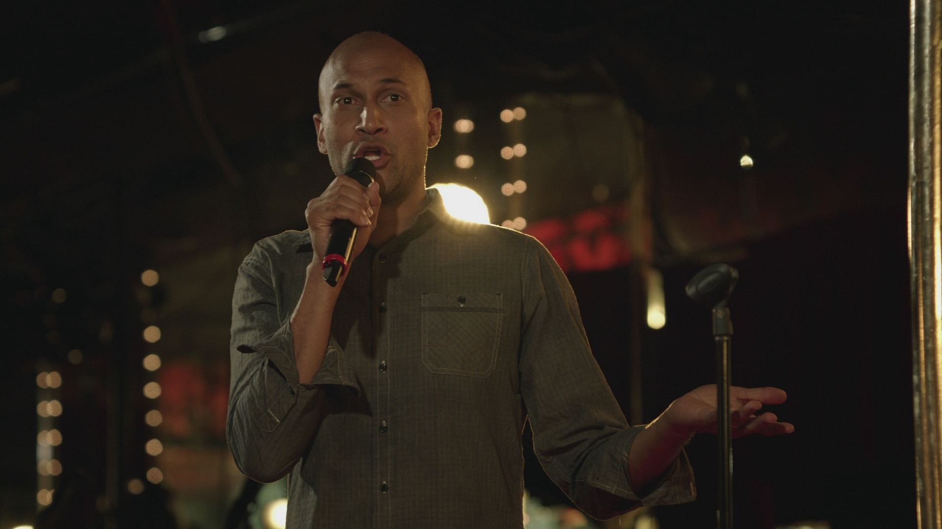 THIS IS NOT HAPPENING - KEEGAN-MICHAEL KEY'S DAY WITH A CRACKHEAD