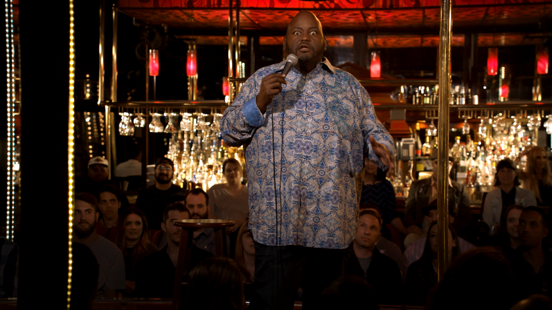 THIS IS NOT HAPPENING - LAVELL CRAWFORD'S BRUSH WITH LOVE AND DEATH
