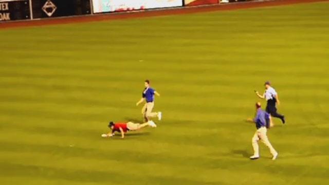 July 5, 2011 - Phillies Taser Kid