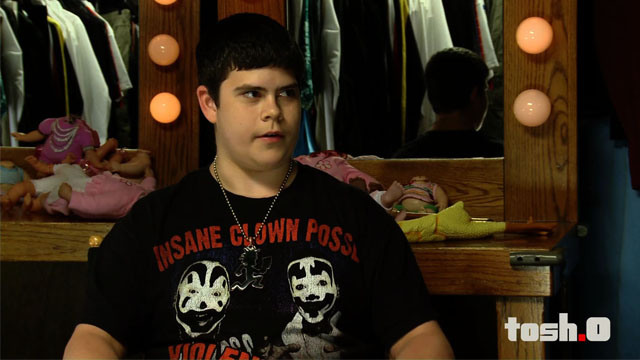 July 10, 2012 - Kid Juggalo
