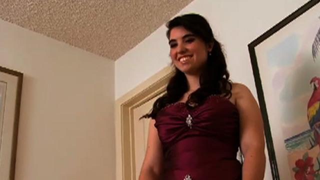 February 17, 2010 - Prom Girl