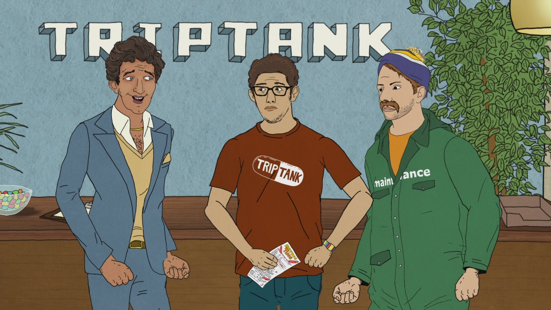 Image result for trip tank 2º temporada