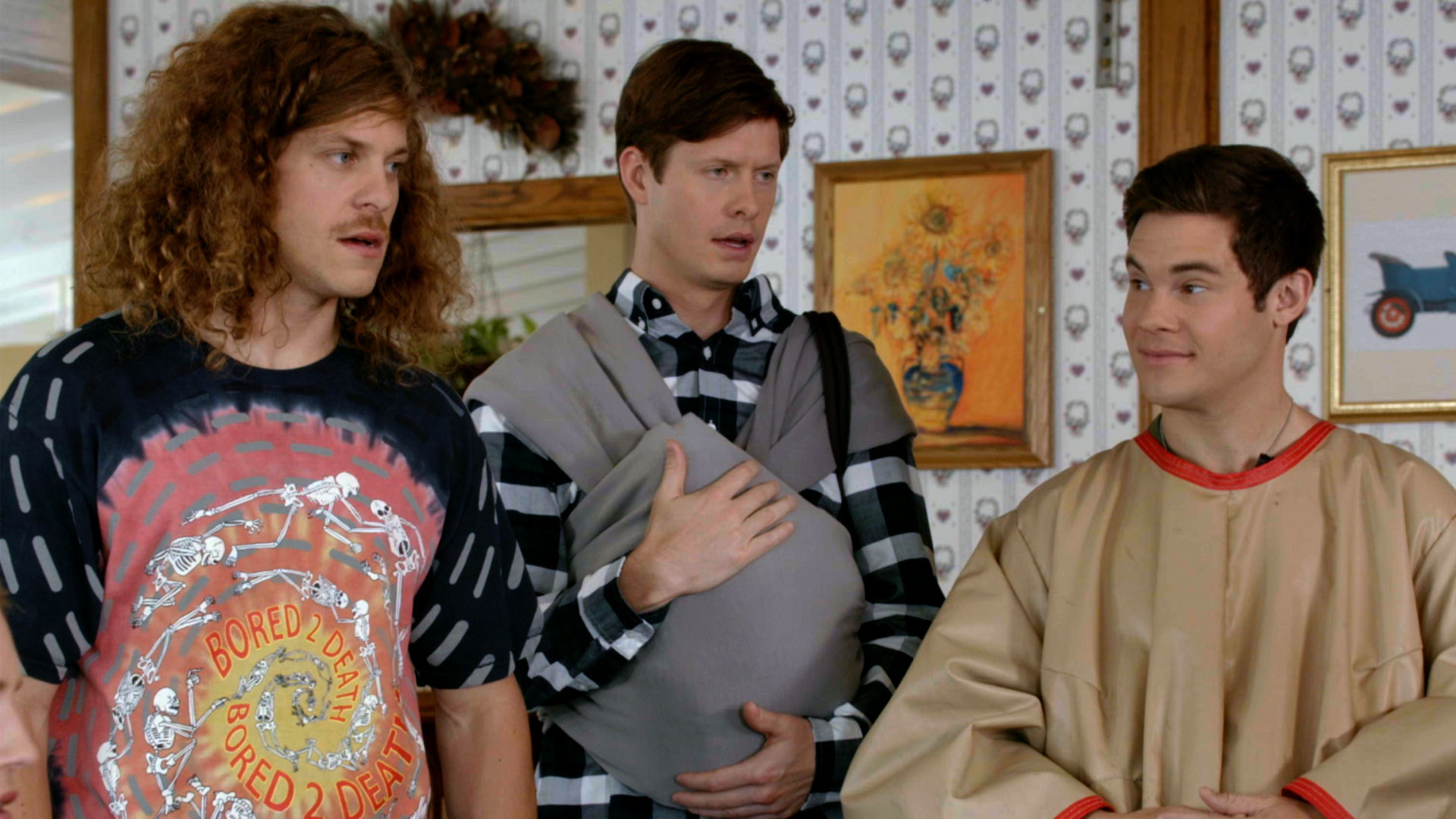 WORKAHOLICS - BLAKE LANDS MONTEZ A THREESOME