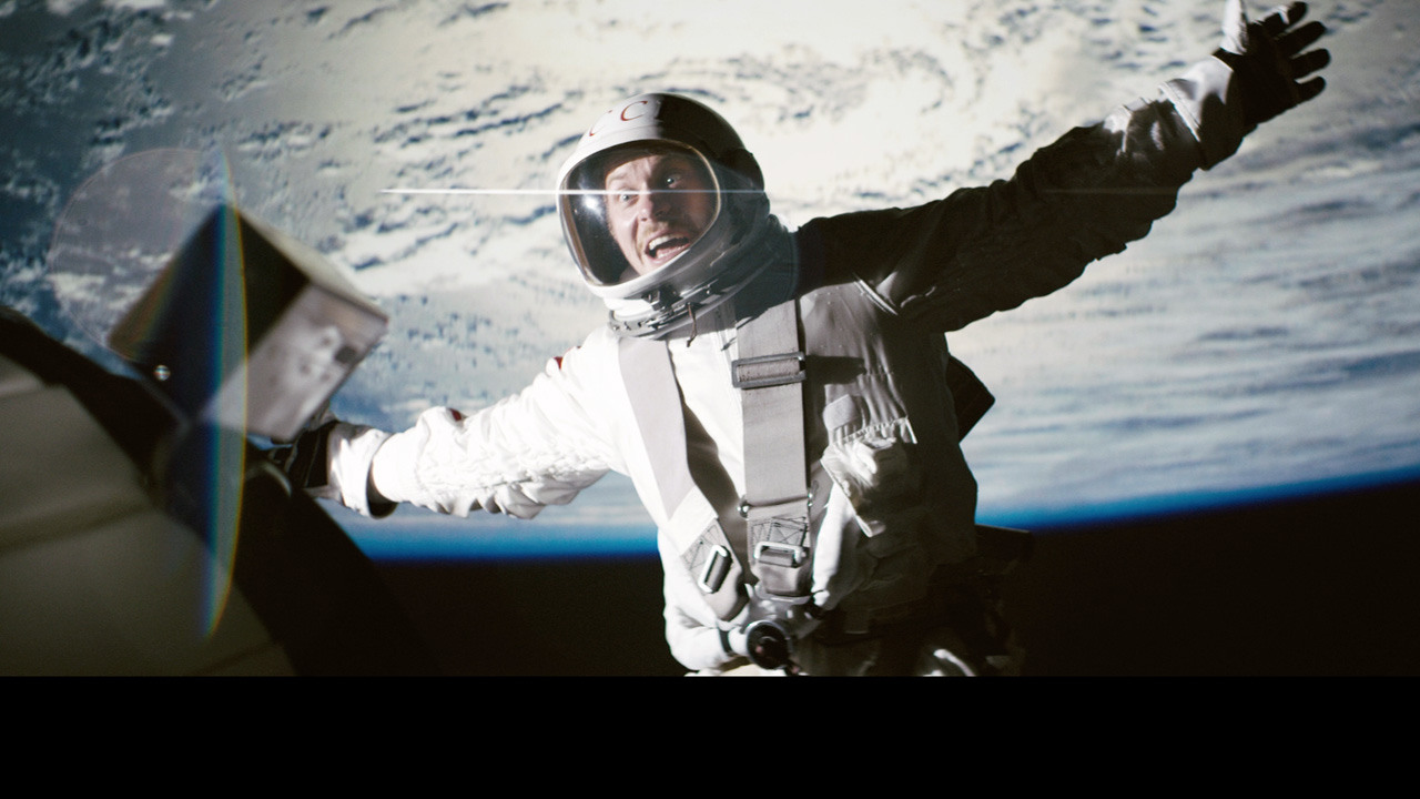 SPACE RACE: AMERICA VS. RUSSIA - STUMBLING THROUGH THE FIRST SPACEWALK
