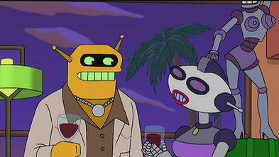 Bender Should Not Be Allowed on TV