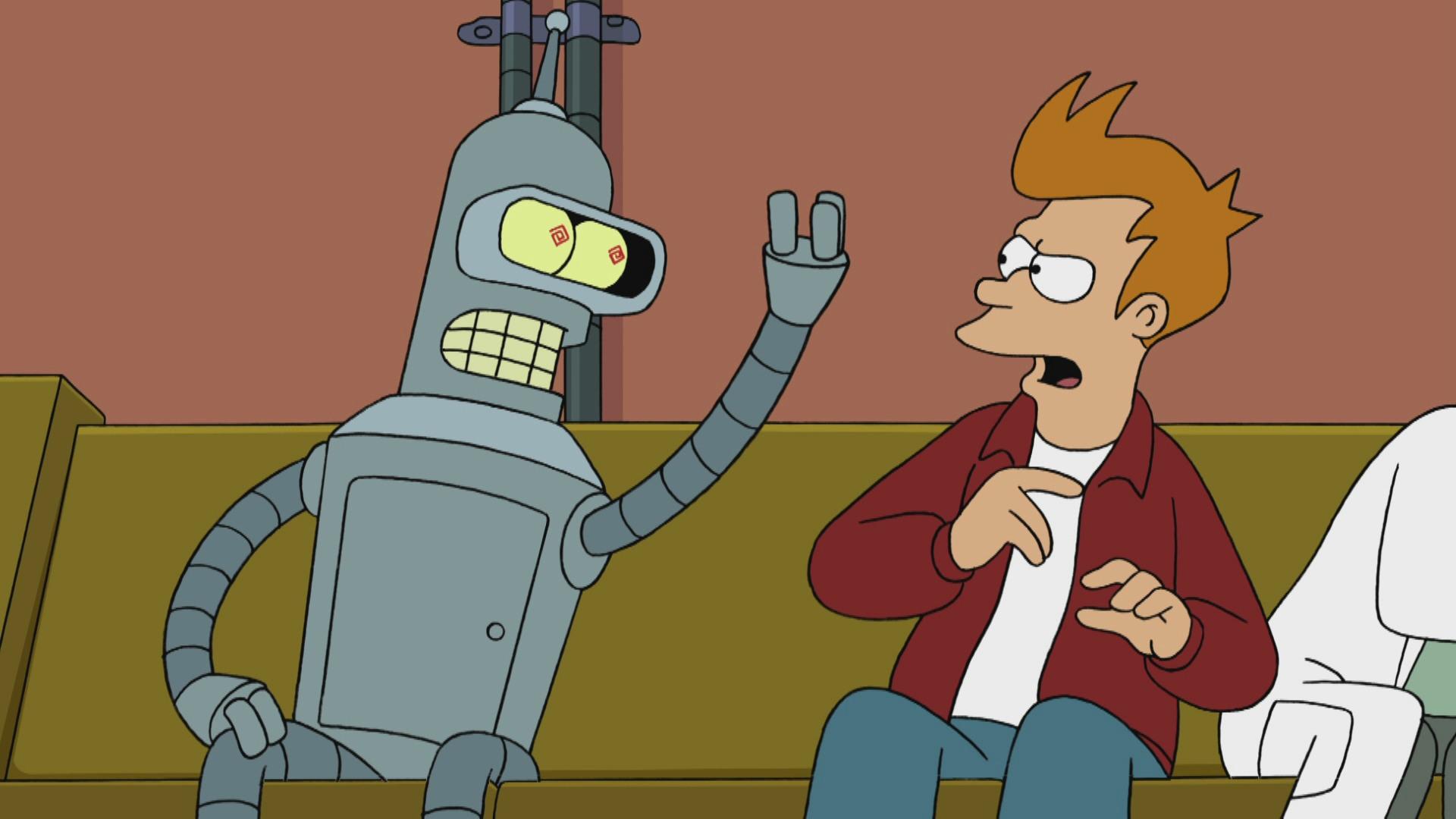 Bender's Big Score Pt. 1