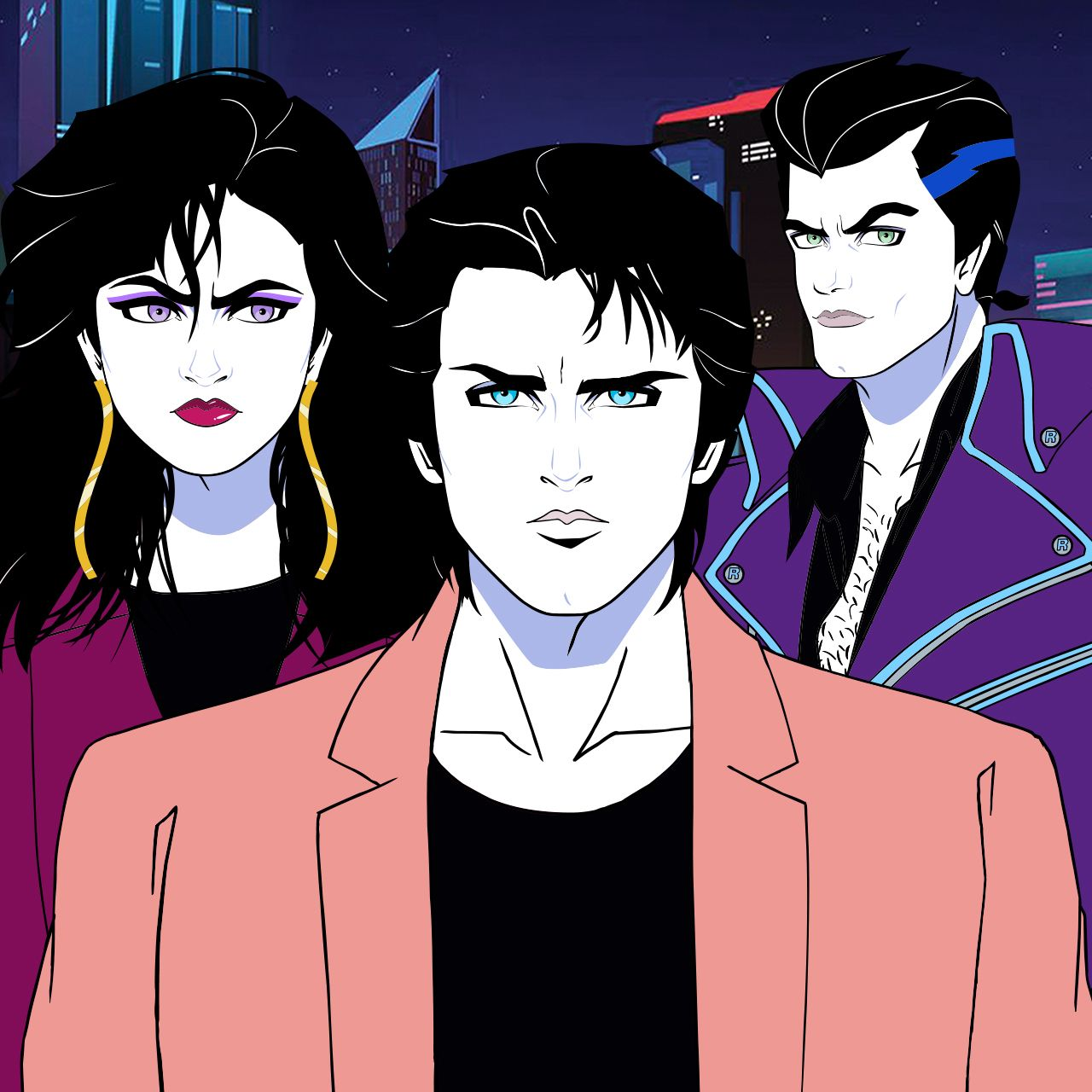 Moonbeam City (Western Animation) - TV Tropes