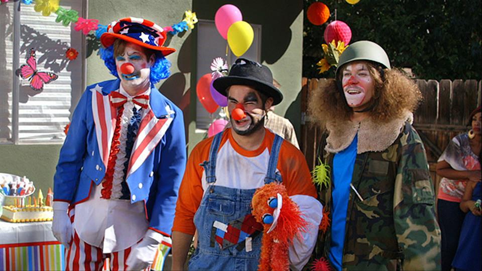 We Be Clownin'